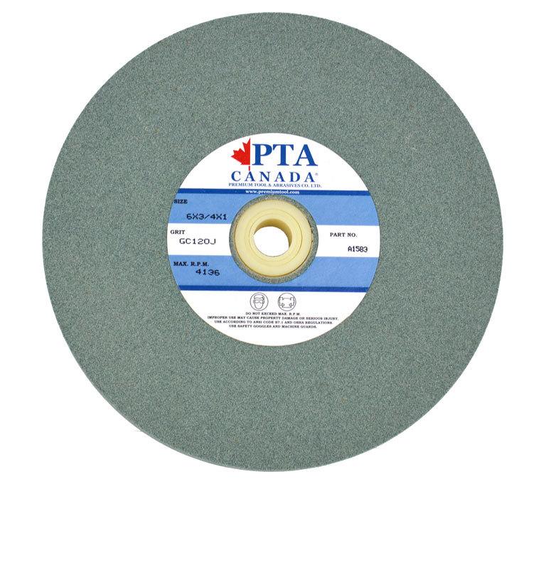 Premium Tool Abrasives Silicon Carbide Bench Grinding Wheels Premium Tool Abrasives
