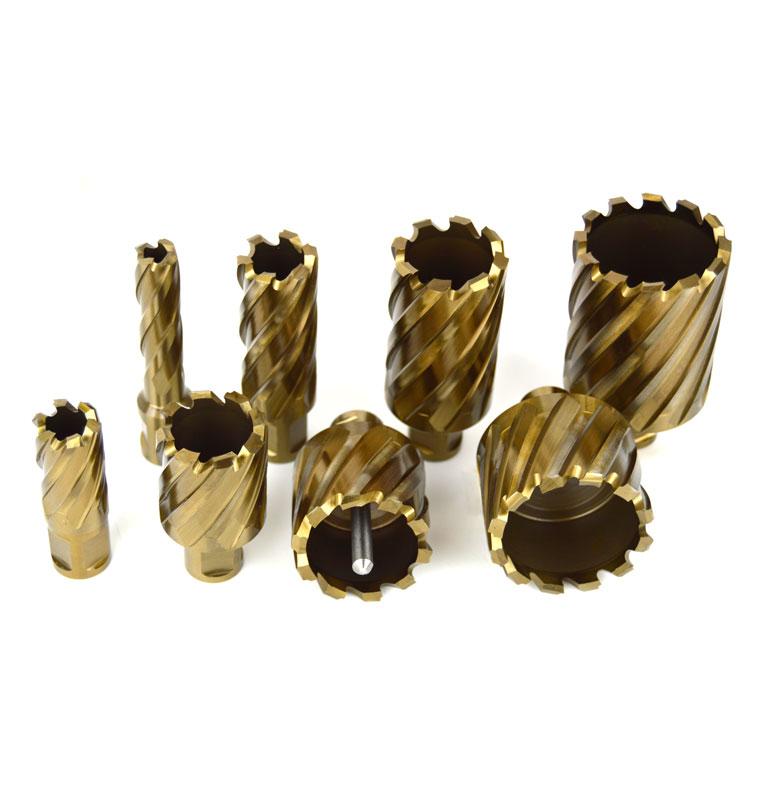 Ultra-Kut Gold Annular Cutters