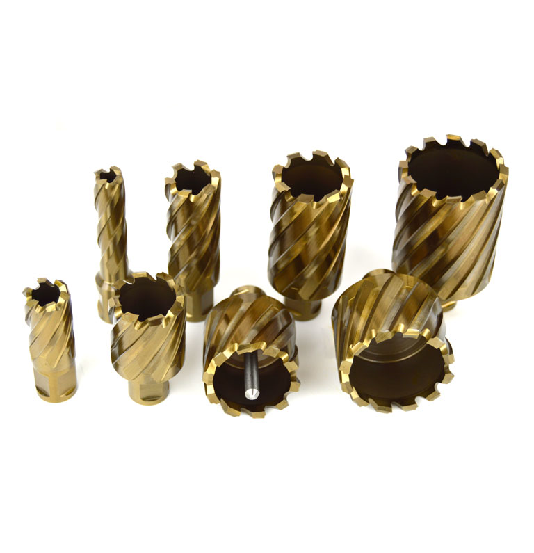 Ultra-Kut Gold Annular Cutters